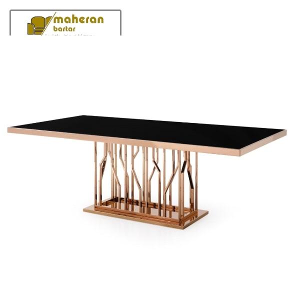 تولید و فروش آنلاین میز غذا خوری استیل مدرن