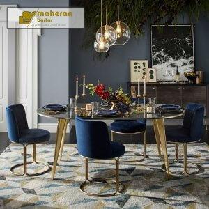 فروش آنلاین صندلی نهارخوری استیل شیک و مدرن