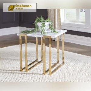 میز با سنگ نجف آباد